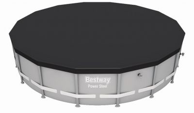 Bestway Flowclear cover rond 460/488