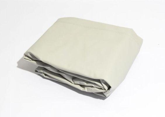 Bestway Lay-Z-Spa 77 x 26/1.96m x 66cm Paris AirJet Bottom Leatheroid Cover