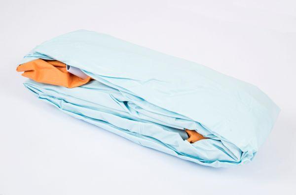 Liner voor bovengronds opzetzwembad zwembad Steel Pro Splash-in-Shade 244 x 51 cm - ref 56432 Steel Pro UV Careful 2.44m x 51cm Splash-in-Shade