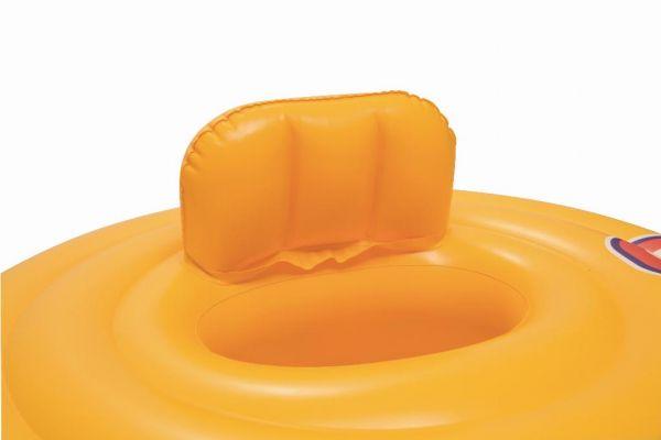 Bestway Baby zwemseat swim safe 0-1 jaar