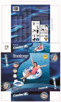 Bestway Hydro force whitecap rider tube X1