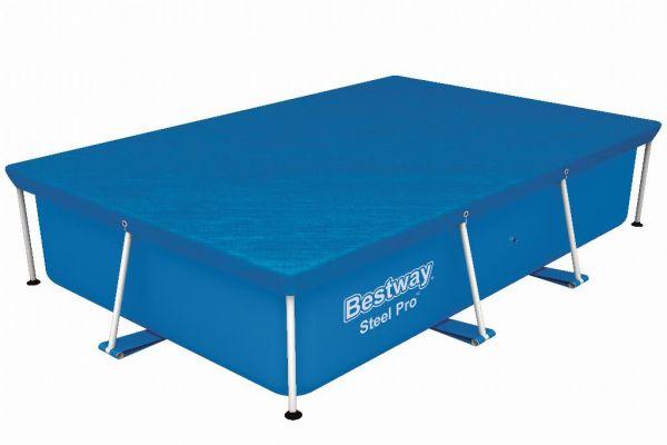 Bestway Flowclear cover steel pro rechthoek 259