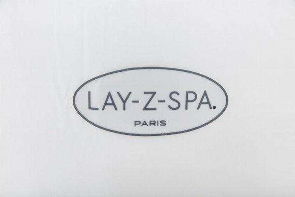 Bestway Lay-Z-Spa Paris AirJet incl Freeze Shield en LED verlichting 196 x 66 cm