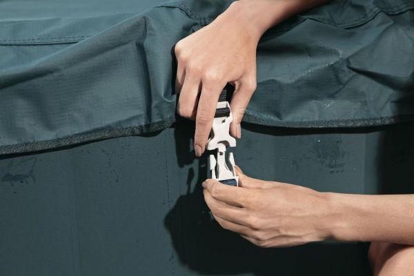 Bestway Lay-Z-Spa Ibiza AirJet incl Freeze Shield 180 x 180 x 66 cm
