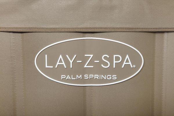 Bestway Lay-Z-Spa Palm Springs AirJet incl Freeze Shield 196 x 71 cm