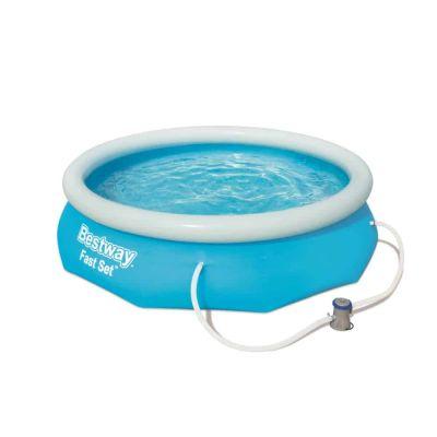 Bestway Fast Set Zwembad set rond 305