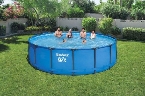 Bestway Steel Pro MAX 15' x 48/4.57m x 1.22m Pool